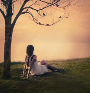 Al persona Clematis, romantica e sogantrice, distaccata dalla realtà..