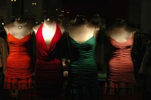 ciacuno sceglie la moda e l'abbigliamento che più lo rappresentano