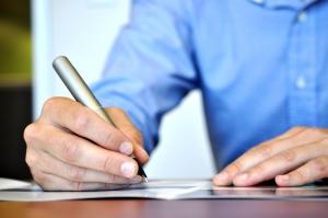 scrivere diventa un automatismo