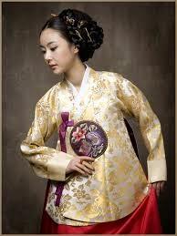 Hanbok - abito tradizionale coreano