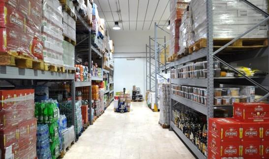 RR distribuzione alimentare