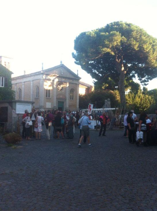 Il Borgo di Ostia Antica a spasso nel tempo..