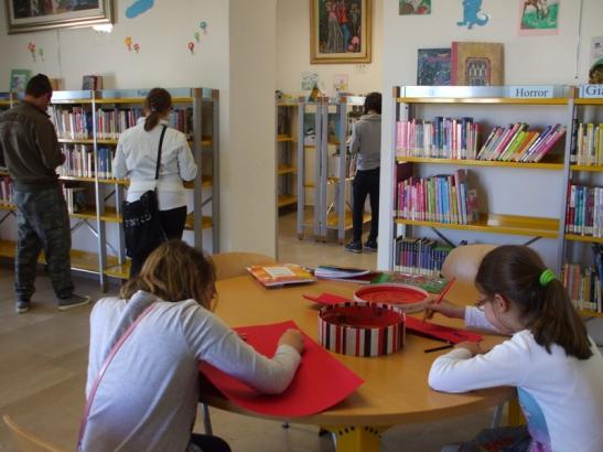 Biblioteca G. Del Visco Vico del Gargano - foto dal web