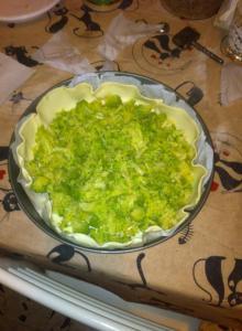 torta salata brisee broccoli