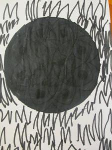 mandala nero